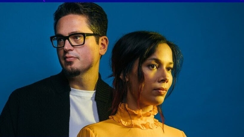 Rhiannon Giddensand Francesco Turrisi will perform at Elegy at the NCH