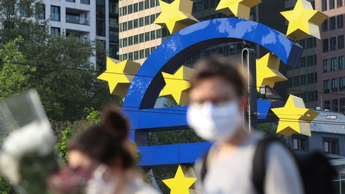 The European Central Bank kept policy unchanged as expected