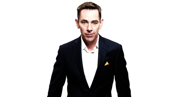 """Ryan Tubridy - Saluted Stolen City's Dave McCabe as """"a beacon of light and positivity"""""""
