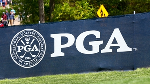 The new policy on distance will be in place for the PGA Championship from 13-16 May