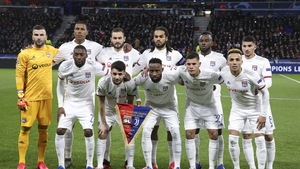 Lyon, who have featured in a European competition every season since 1995-96, are still in this year's Champions League