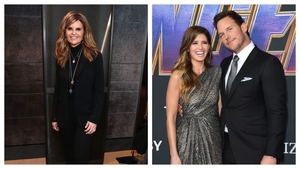 Maria Shriver: ''You're gonna have another beautiful family member.''
