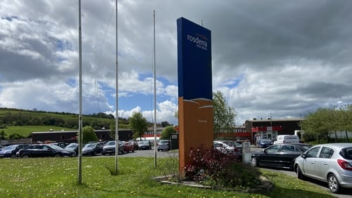 Rosderra Meats in Tipperary has not disclosed the number of cases