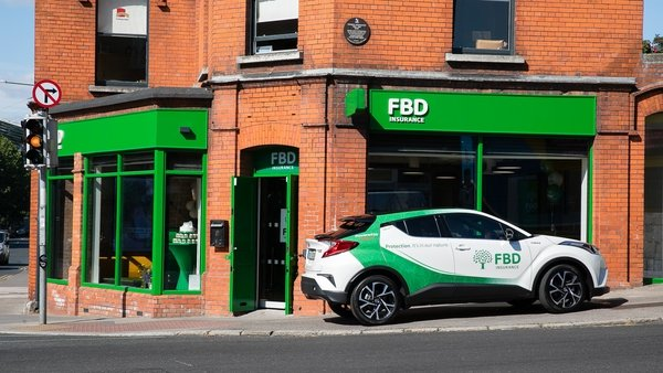 "The stake is ""not strategic"" and the firm is not preparing to bid for FBD, a spokesman for the Scandinavian insurer told RTÉ News."