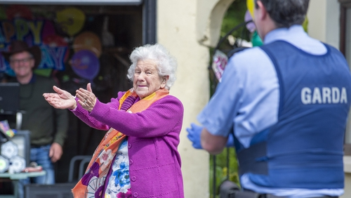 Kathleen Lynch is dancing on her 90th birthday to raise money for charity