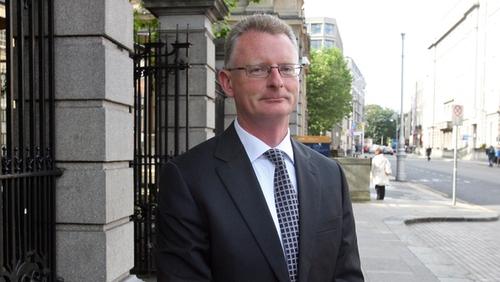 Ian Talbot, chief executive of Chambers Ireland