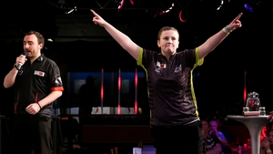 Katie Sheldon winning the 2019 BDO World Masters Girls Singles title (Pic: Chris Sargent, tiptoppics.com)