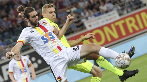 Sheridan is enjoying a second spell in the Ekstraklasa