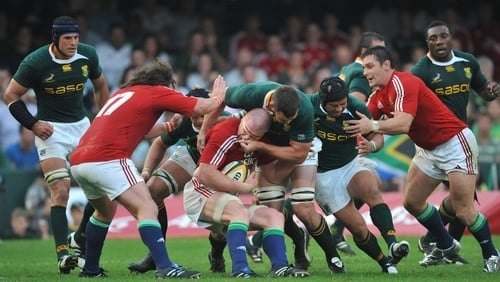 Coronavirus: SA Rugby to consider rescheduling Lions tour