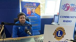 Roscommon journalist Dan Dooner has turned his hand to hosting a radio show on RosFM