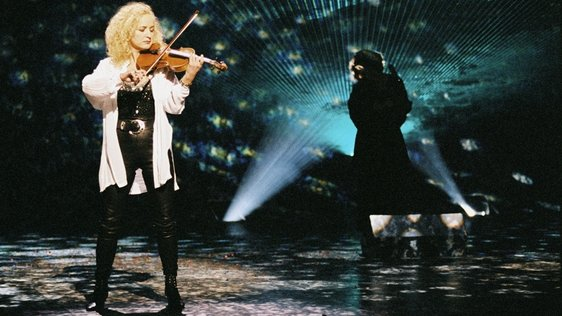 Fionnula Sherry performing with Secret Garden, Eurovision Song Contest (1995)