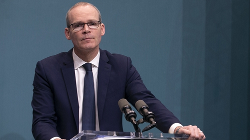 Simon Coveney: 'The truth is that progress has not been good'