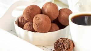 Espresso Brownie Balls