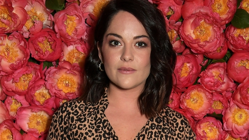 """Sarah Greene - """"I've floated around for the last week"""""""