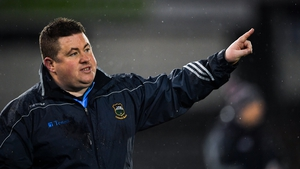 David Power's first season in charge of the Tipperary footballers has been temporarily halted