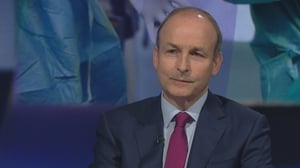 Micheál Martin insisted his party was not 'playing political games' in relation to the exam