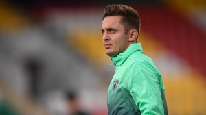 Kevin Doyle played 63 times for Ireland