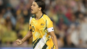 Sam Kerr says the pandemic means they won't get a break for five years