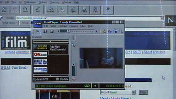 Film and the Internet (2000)