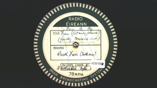 QAC001099B Puck Fair - Acetate Disc Collection