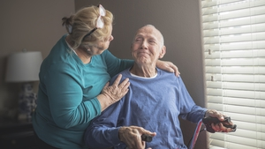 """""""Given the option, approximately 70% of those with palliative care needs would prefer to die at home, rather than in a hospital or a hospice."""""""