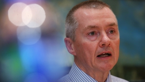 IAG CEO Willie Walsh says the UK's quarantine plans is seriously hindering any air travel recovery
