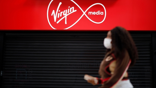 The average refund amount due to customers is about €33, Virgin Media said