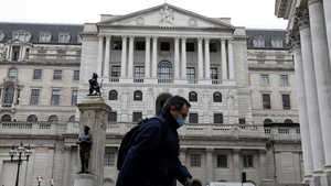 The Bank of England said today it was keeping its benchmark interest rate at 0.1%