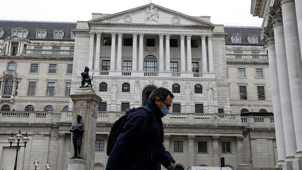 The Bank of England said the results will not be used to determine capital requirements for UK banks