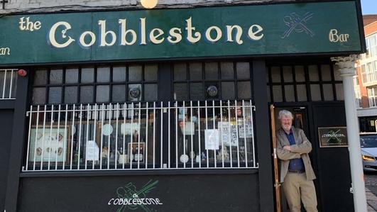 Ep 6 - 'A Creator of Friendships'  in The Cobblestone Pub in Dublin