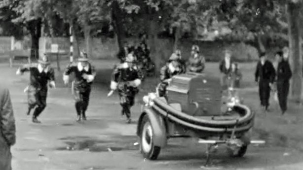 Carlow Fire Fighters (1965)