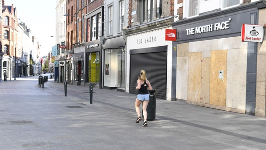 Some larger shops to reopen