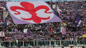 Fiorentina confirmed that the rest of the team will undergo tests on Friday