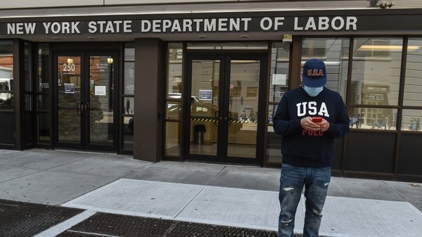 US nonfarm payrolls surged 379,000 jobs last month after rising 166,000 in January, the Labor Department figures show