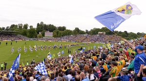 Clones on an Ulster championship Sunday