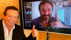 Marty Morrissey chats to Chris O'Dowd