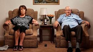 Leon and June Bernicoff on Gogglebox / Image: Channel 4