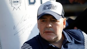 Diego Maradona died of a heart attack outside Buenos Aires on 25 November