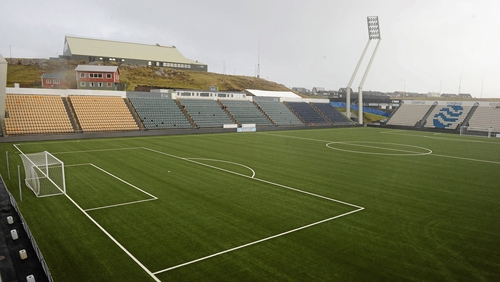 Covid-free Faroe football kicks off in rare spotlight
