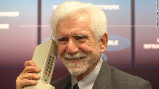 The Inventor of the Mobile Phone