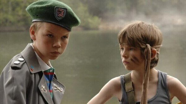 Son of Rambow - Misadventures in the screen trade