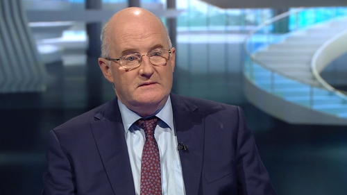 GAA president John Horan was speaking on The Sunday Game this evening
