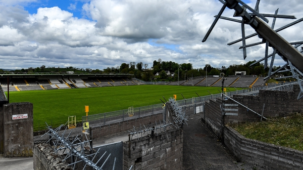 St Tiernach's Park could host just one inter-county game this year