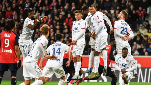 Lyon are one of the sides fighting  the recent ruling