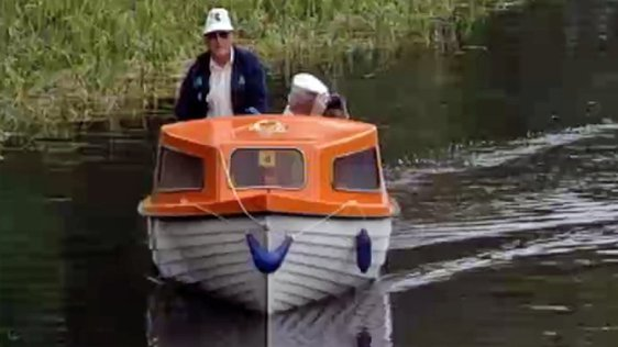 Royal Canal Reopens