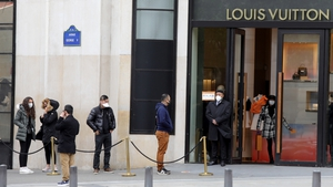 Strong sales at LVMH's fashion brands like Louis Vuitton helped to cushion the impact of the coronavirus pandemic