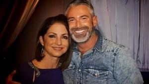 Gloria and Este'fan Kevin Murnane