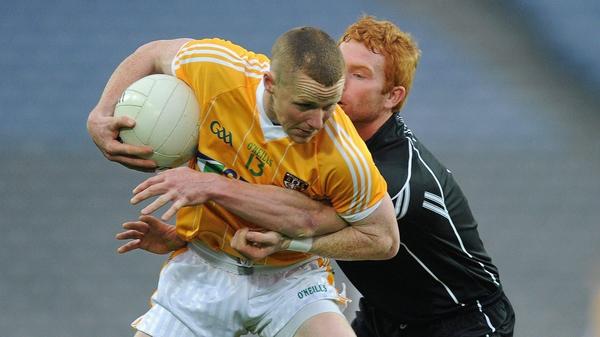 Paddy Cunningham broke Sligo hearts