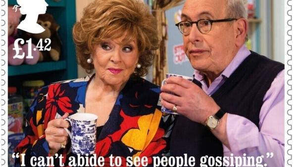 Rita and Norris