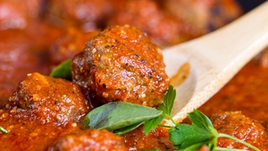 Kevin Dundon's Classic Beef Meatballs